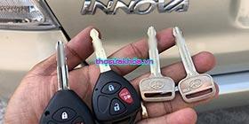 sửa khóa xe oto làm chìa khóa ô tô