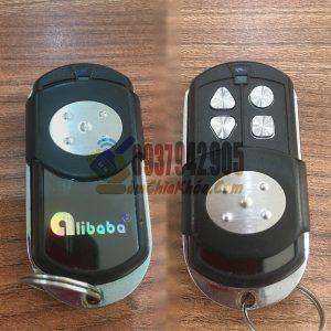 Làm chìa khóa remote cửa cuốn Alibaba giá rẻ