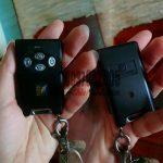 Làm điều khiển chìa khóa cửa cuốn Austdoor