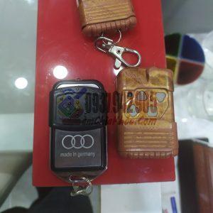 Làm remote điều khiển cửa cuốn Audi Taiwain