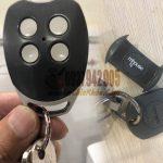 Làm chìa khoá remote điều khiển cửa cổng Mhouse gol4