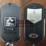 Làm remote điều khiển cửa cuốn BM F9 Mitadoor