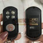 Làm chìa khoá cửa cuốn Remote YH F6 giá rẻ