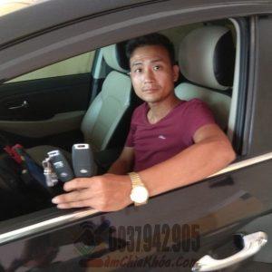 Cài đặt chìa khóa xe ô tô chính hãng, có chìa ngay 45 phút, có hóa đơn đỏ