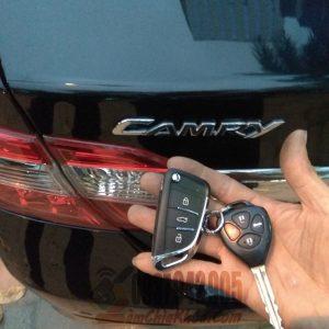 Làm chìa khóa gập, độ chìa khóa gập cho xe dùng chìa thẳng, chìa rời