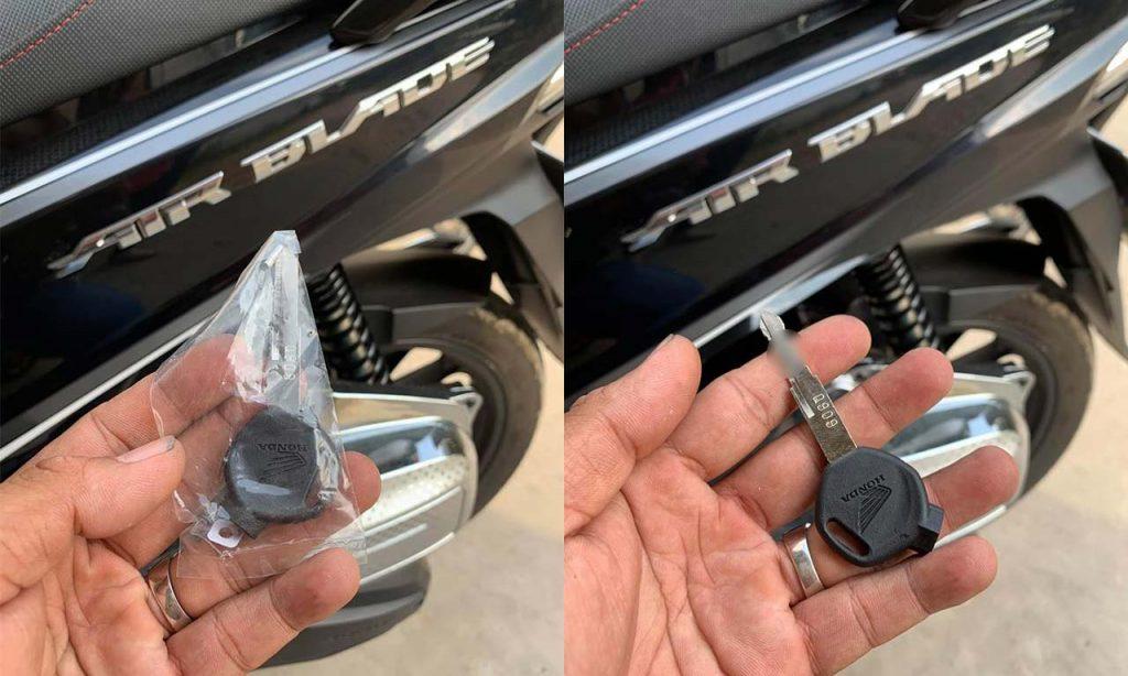 Làm chìa khóa xe AB mất hết chìa giá rẻ