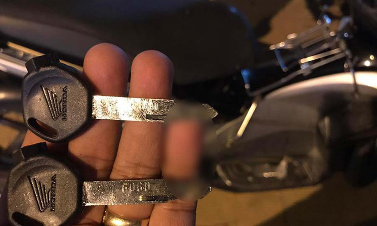 Làm chìa khóa xe máy giá rẻ Quận 3, Quận 5