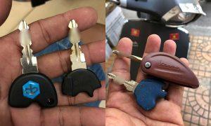 Sửa khóa xe Liberty hư xoay vòng không lên điện Thay ổ khóa xe Liberty