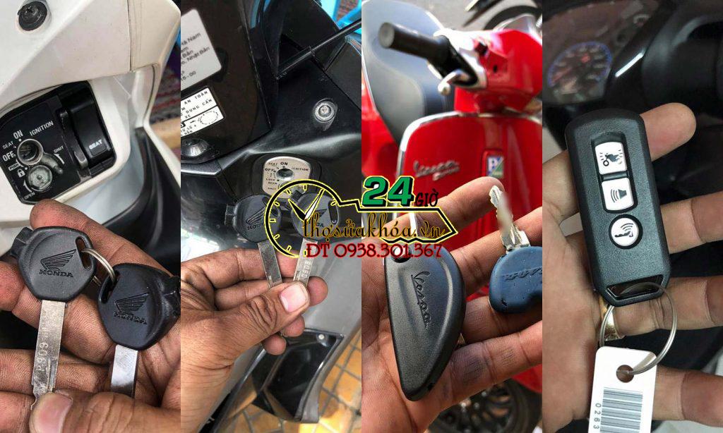Sửa khóa xe máy tphcm Thợ sửa khóa giá rẻ