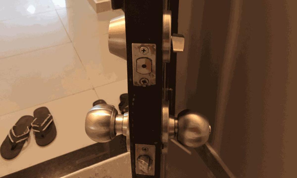Sửa khóa tay nắm tròn Sửa khóa cóc mở khóa giá rẻ