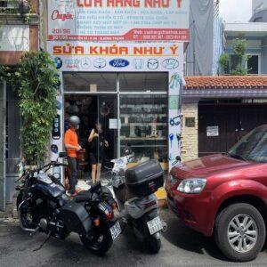 Cửa Hàng Như Ý chuyên làm chìa khóa thông minh xe Honda, Yamaha, có xuất hóa đơn đỏ.