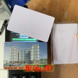 Làm thẻ từ thang máy Thủy Lợi 4 chung cư nhanh chóng uy tín giá rẻ