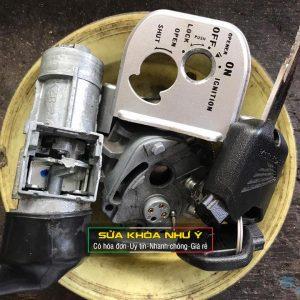 sửa khóa xe máy tại nhà bị hư lỏng chìa