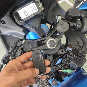 Làm chìa khóa thông minh Suzuki GSX giá rẻ