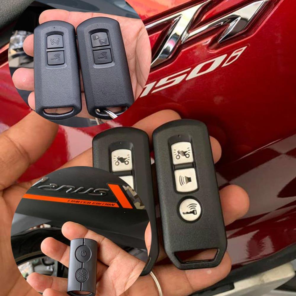 Làm chìa khóa thông minh xe máy Honda Yamaha