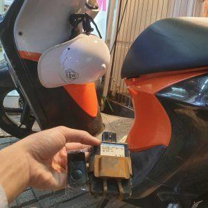 Làm lại chìa khóa thông minh xe máy cấp lại mã ID ngay tại chỗ