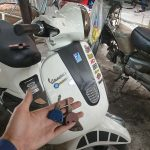 Thợ làm chìa khóa xe Vespa Copy sao chép sửa chìa khoá xe Vespa mất chip từ