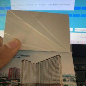 Sao chép giải mã thẻ từ thang máy bảo mật bằng máy vi tính PC kết nối internet