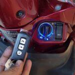 Thay ổ khóa smartkey xe Vision Lắp khóa thông minh cho Vision giá rẻ nhất VN