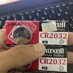 Pin chìa khóa smartkey Winner tem nhập khẩu Japan chính hãng Maxell