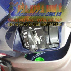 Giá thay ổ khóa xe Vision các loại