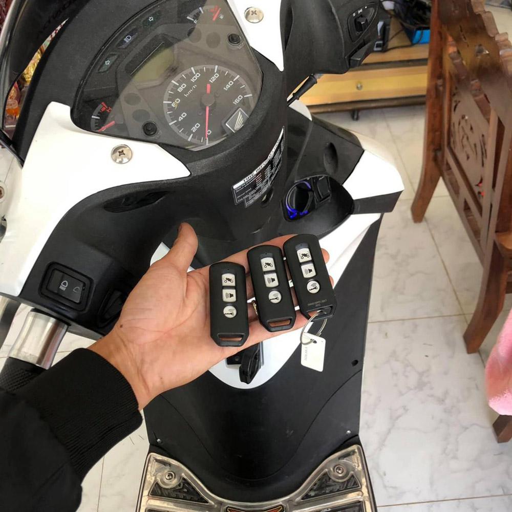 Làm chìa khóa smartkey Sửa khóa thông minh xe máy giá rẻ