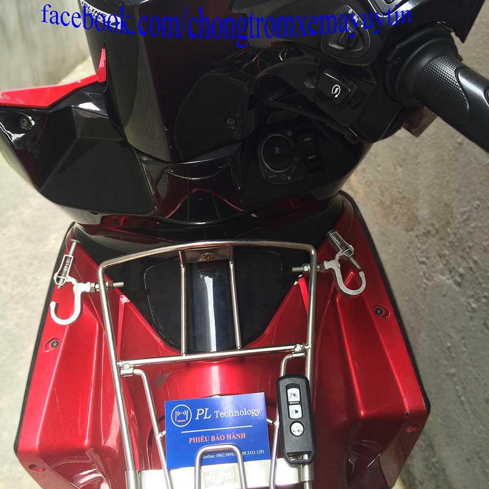 Lắp khóa chống trộm smartkey Honda Yamaha Hà Nội giá rẻ nhất
