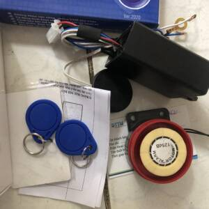 Lắp khóa chống trộm thẻ từ xe máy giá rẻ chỉ 390k giá rẻ uy tín tại TPHCM